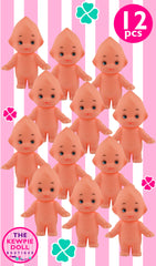 Tiny Kewpie Dolls 3.5cm Standing Pack of 12