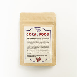 Feliz-Reef Coral Food 2oz Hobby Size