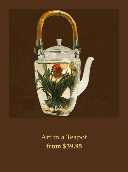 Art in a Teapot