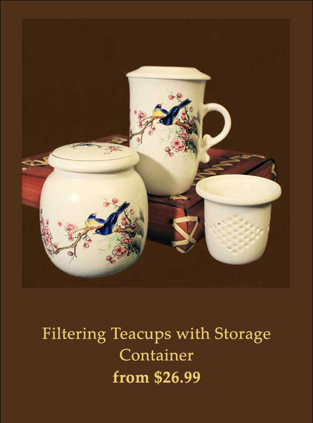 Filtering Teacups with Storage Collection