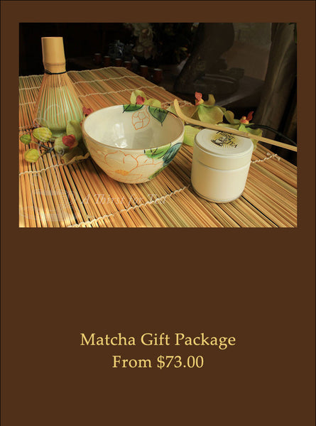 Matcha Gift Package