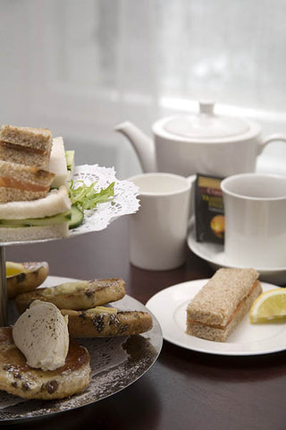 Tea Sandwiches & Savories