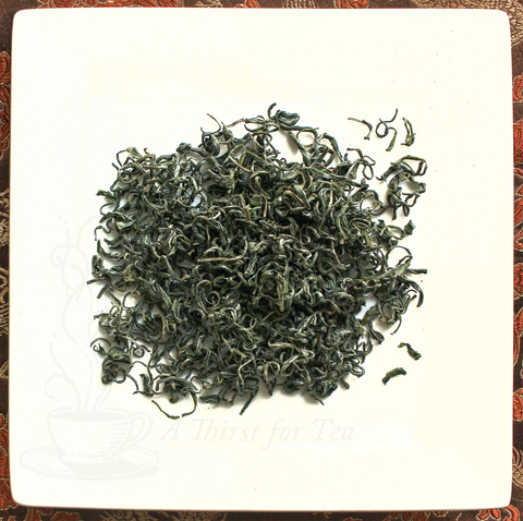 April Mist, Wild Bush Yunwu, Whole Leaf China Green Tea