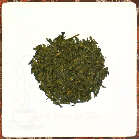 Ban Cha, Japanese Green Tea