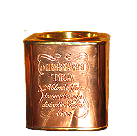 Brass Tea Caddy