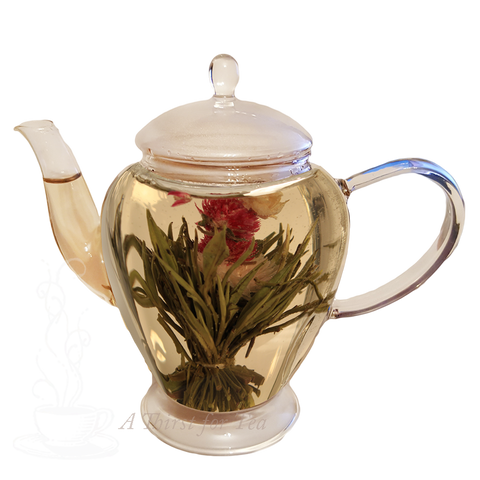 Calming Sea Flowering Teapot Collection