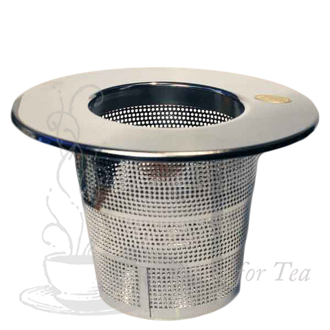 Collapsible Laser Mesh Tea Infuser