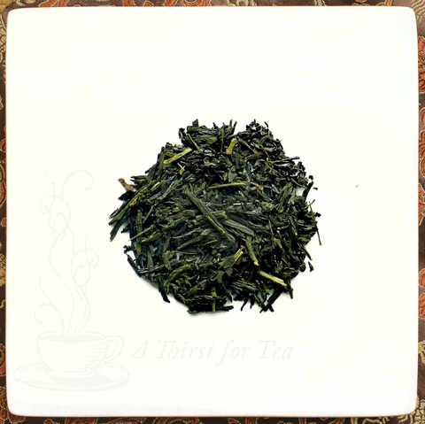 Gyokuro, Shade Grown Japanese Green Tea
