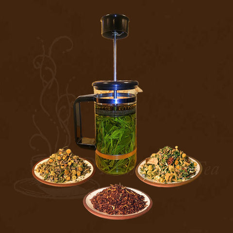 Herbal Tea Gift Sampler