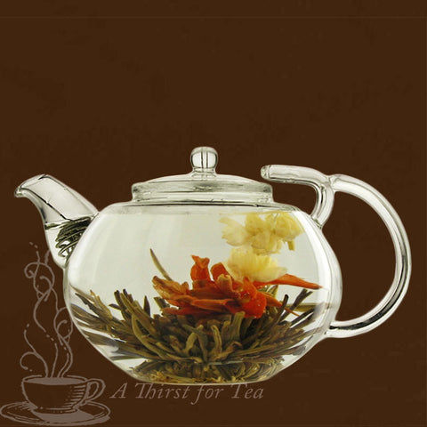 Orient Pearl Flowering Teapot Collection