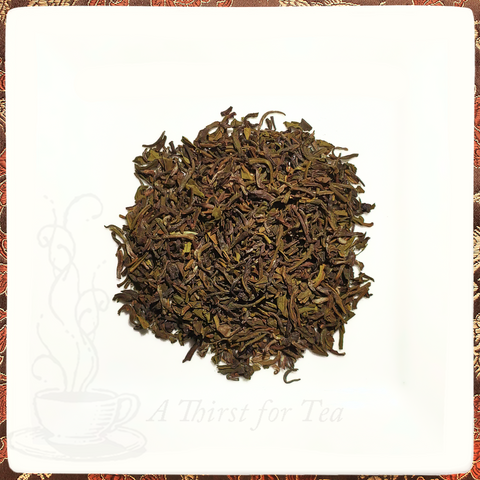 Darjeeling Pan Fired Green Tea