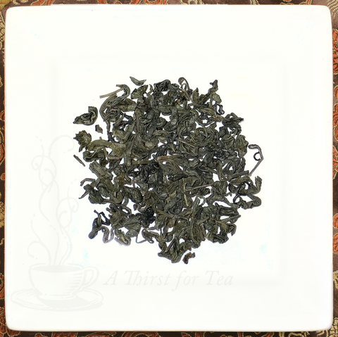 Gunpowder Green Tea, Taiwanese Pin Lin
