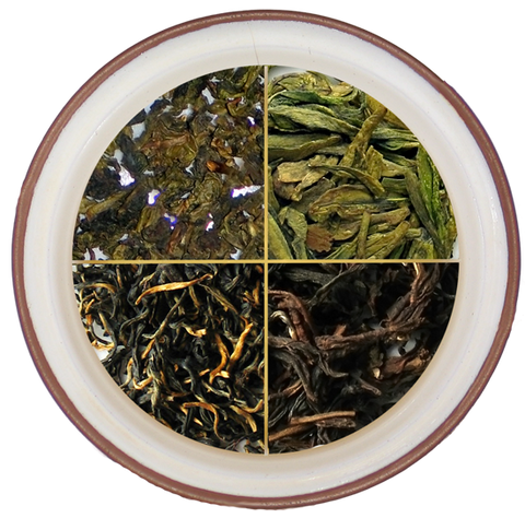 Tea of the Month Club Seasonal Visit
