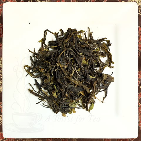 Assamica Emerald with Holy Basil Organic Green Tea