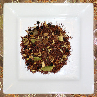 Rooibos Masala Chai, Caffeine Free Herbal Tea with Indian Chai Spices