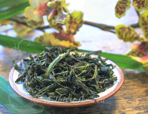 Snow Orchid, Winter Phoenix Dancong Oolong Tea