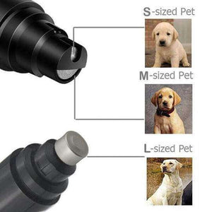 Rechargeable Painless Dog's Nail Grinder