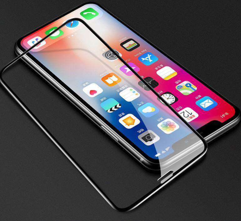 9H Full Cover Tempered Glass For iPhone  XS Max/XS/XR