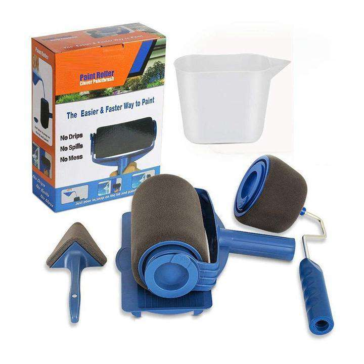 EROLLER Multifunctional Paint Roller PRO Kit