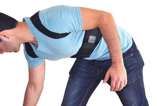 Perfect Magnetic Posture Corrective Therapy Back Brace For Men & Women