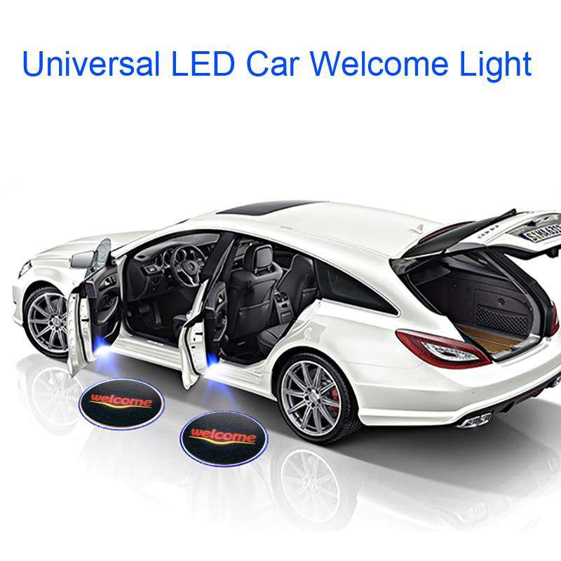 Universal Wireless Car Projection LED