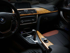 Imitation Wood Grain Protection for Car