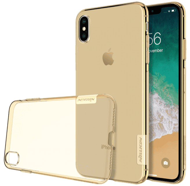 Nillkin Transparent Clear Silicon for iPhone XR/ XS/XS Max