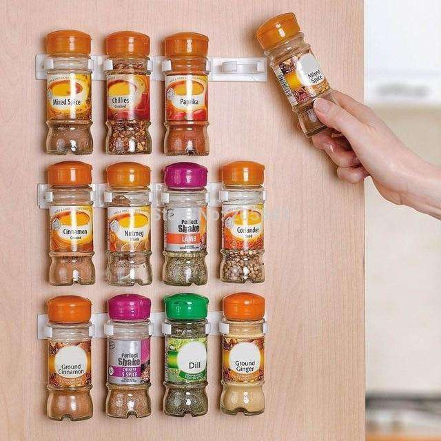 Spice Rack Storage