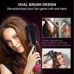 ONE-STEP HAIR DRYER & VOLUMIZER STYLER