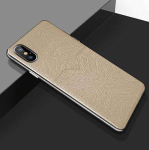 Card Holder Leather for iPhone XS Max/XS/XR