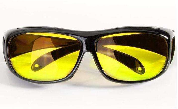 Polar-Tech Night Vision HD Driving Glasses