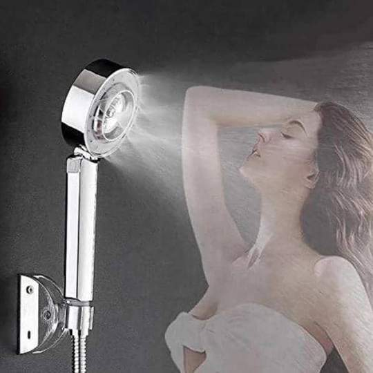 Double-Sided Water Shower Head