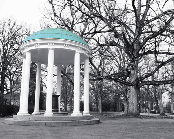 Old Well at University of North Carolina