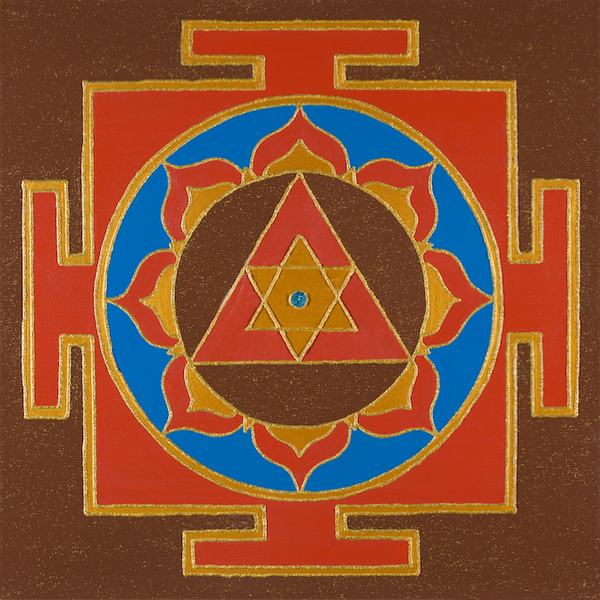 Painted Prayers - Success Yantra