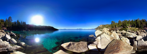 Lake Tahoe Pano