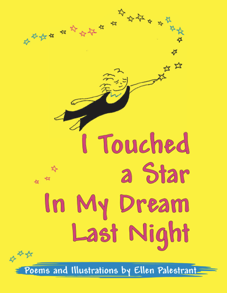 I Touched a Star In My Dream Last Night - Book