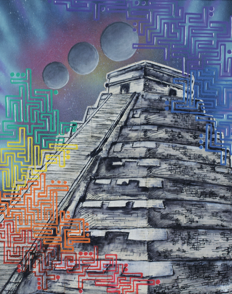 Mayan Dreams and Pyramid Schemes