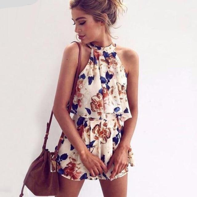 Kaylyn Two-Piece Set in Floral