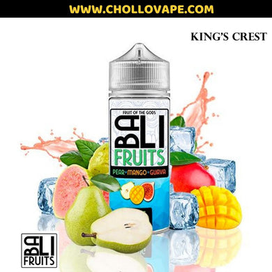 bali fruits 100ml pear