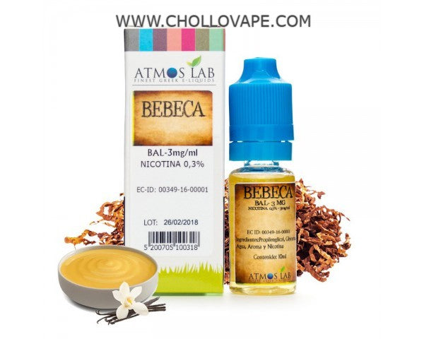 Bebeca Atmos Lab 10ml