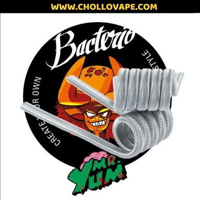 Bacterio Coils Devil's Work 0.15 Ohm (PACK2)