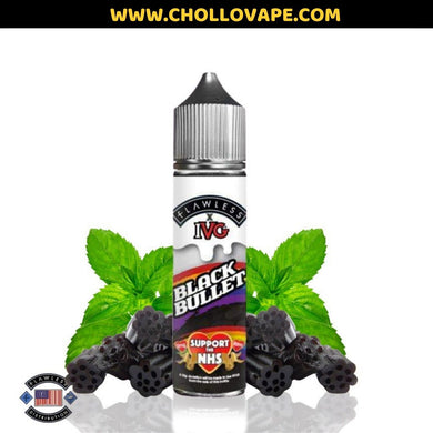 Black Bullet 50ml  IVG eliquid