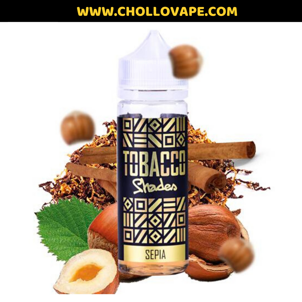 Tobacco Shades - Sepia 100ml