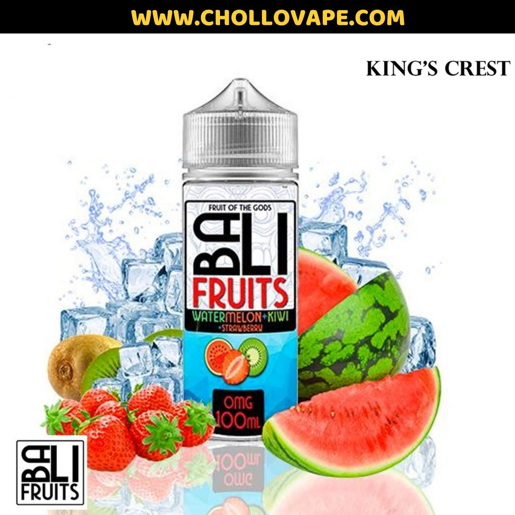 bali fruits 100ml king crest