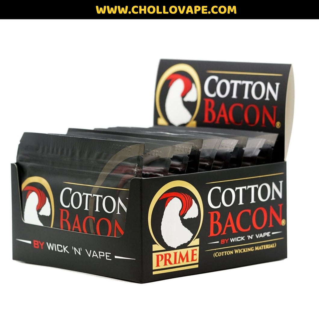 Algodón Cottton Bacon Prime 10g