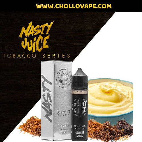 Nasty Juice - Silver Blend 50ml