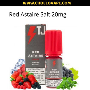 sales de nicotina red astaire 20mg