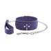 Atlanta Premium Latigo Leather Collar and Leash