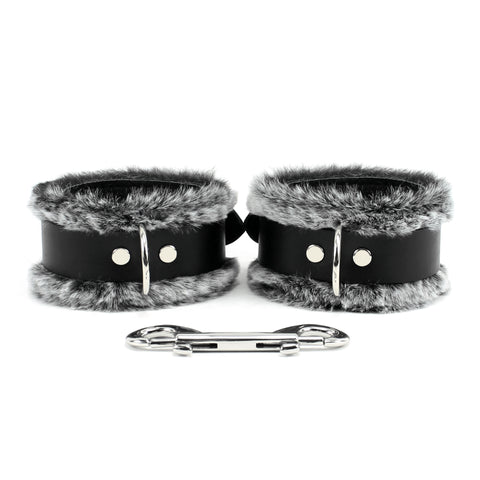 IVO Ultra Soft Genuine Lambskin Leather Wrist Cuffs and Ankle Cuffs