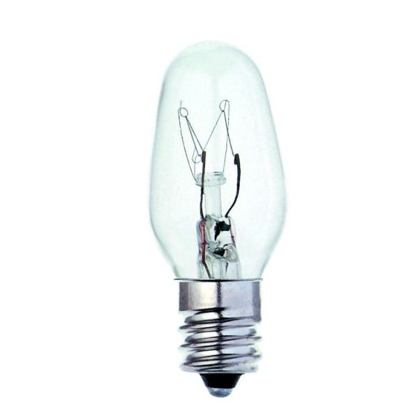 7W Nightlight- SES Clear 2 PACK